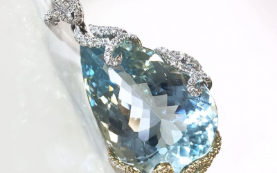 All About the Aquamarine Birthstone
