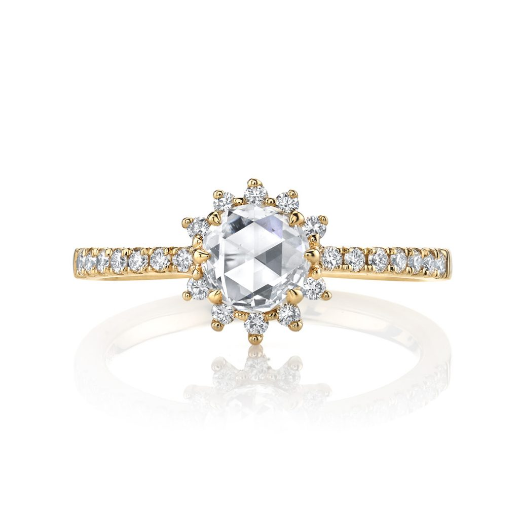 All About Vintage Style Engagement Rings - Gabrielle Ferrar Diamonds