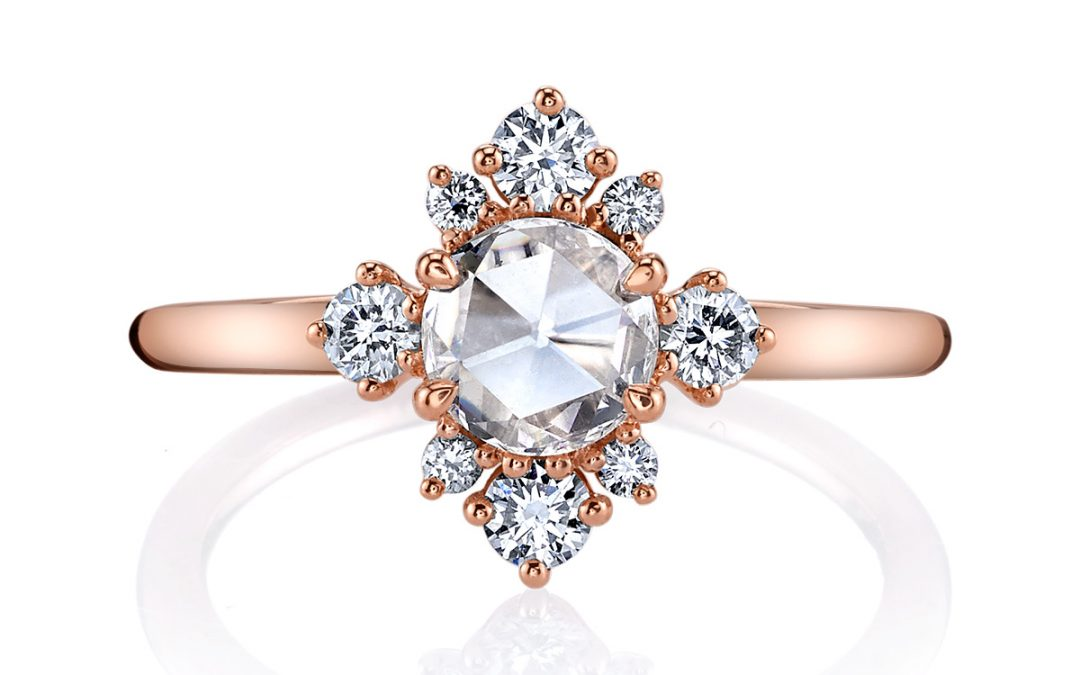 All About Vintage Style Engagement Rings , Gabrielle Ferrar