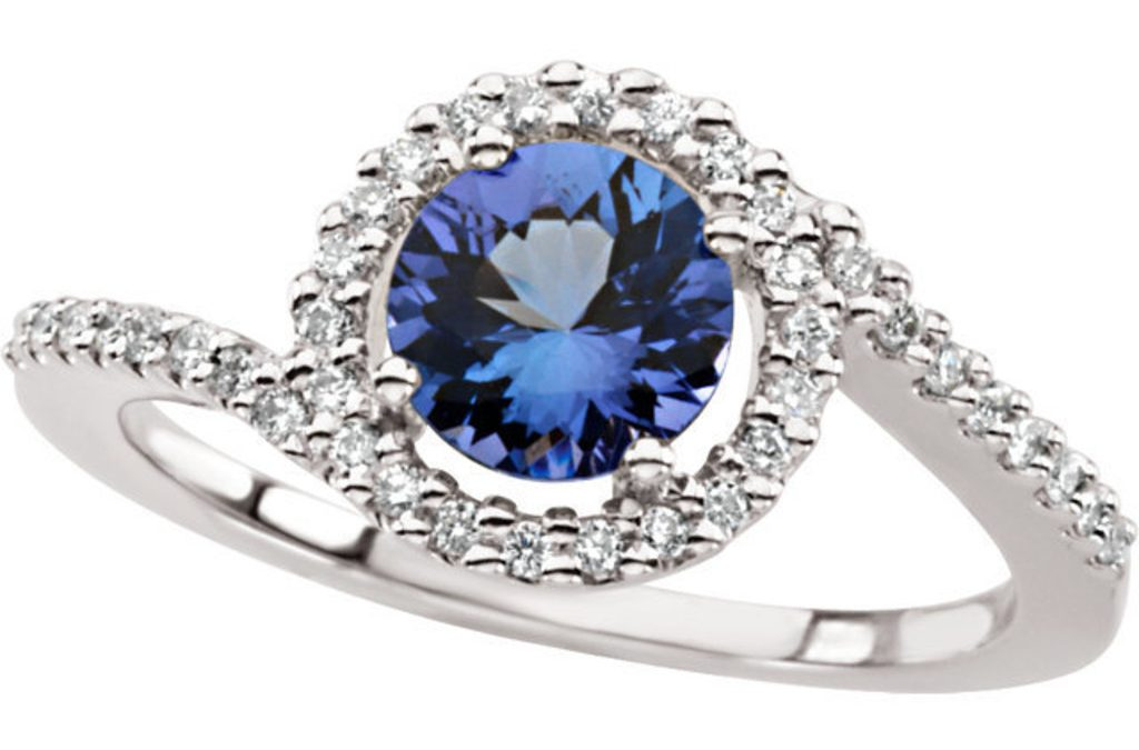 Spotlight on December's Blue Birthstones