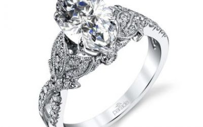 All About Marquise Shape Diamond Engagement Rings