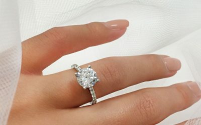 Engagement Ring Facts: Why The Ring Finger?